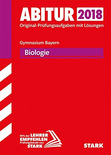 Abiturprüfung Bayern - Biologie