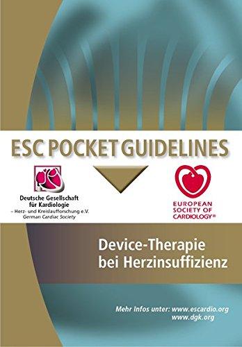 Device-Therapie bei Herzinsuffizienz (Pocket-Leitlinien)