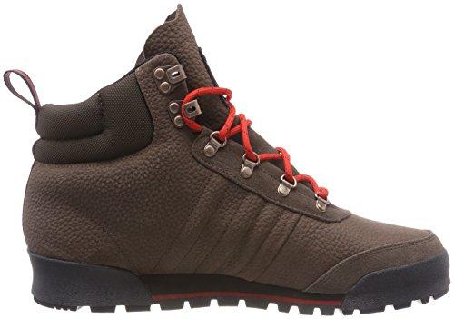 adidas Herren Jake Boot 2.0 Skateboardschuhe, Blau verschiedene Farben (braun - (Marron/Escarl/Negbas)