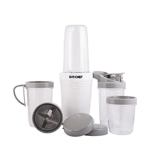 BioChef-NutriBoost-Bullet-Blender-Licuadora-Bullet-de-900w-23000-RPM-Set-de-12-Piezas-Personal-Blender-2-aos-de-garanta