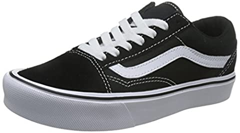 VANS Old Skool Lite Canvas Suede Classic Sneaker Skate shoes ultra light, pointure:eur 39