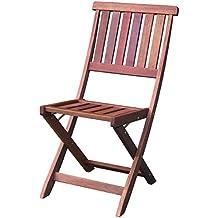 sillas madera plegables vigor modninfa