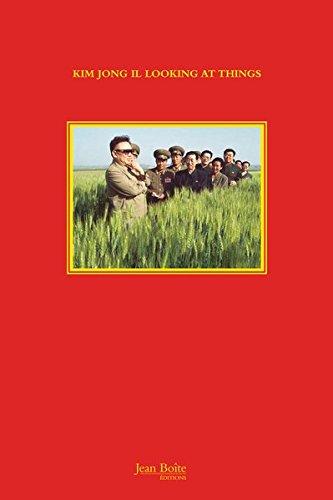 Kim Jong II Looking at Things