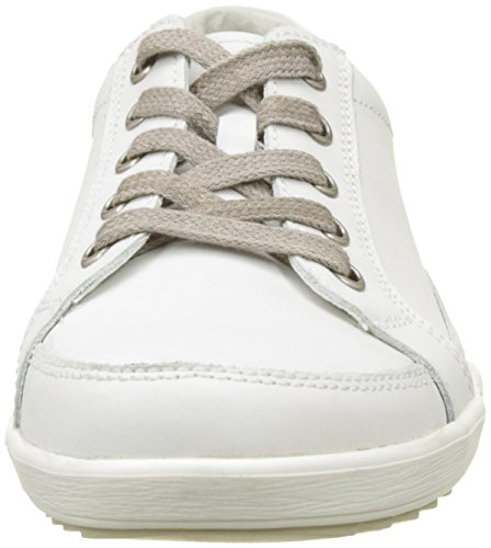 Josef Seibel SMU-Dany 63, Sneaker Donna Bianco (weiss)