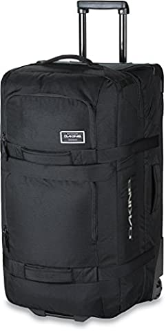 Dakine Herren Split Roller Reisetasche, Black, One Size, 85 Liter