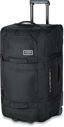 Dakine Herren Split Roller Reisetasche, Black, One Size, 85 Liter (Trolley Gepäck Roller)