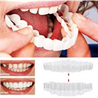 Happy Event 1 par Teeth Whitening Blanqueamiento Comfort Fit xxl-cosmetic dientes cubitos dientes xxl-cosmetic Pegatinas Tirantes superior + inferior Tirantes