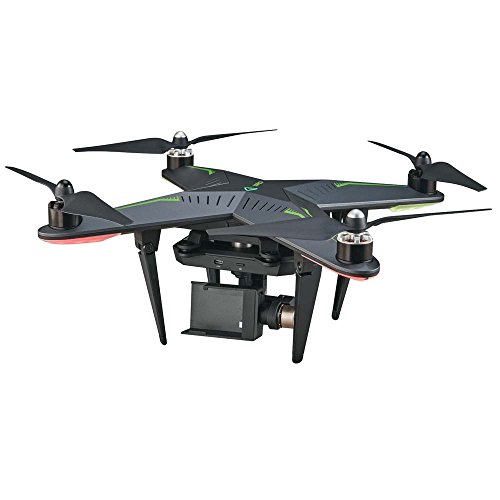 Drone Xiro Xplorer G avec nacelle stabilisée pour GoPro Hero...