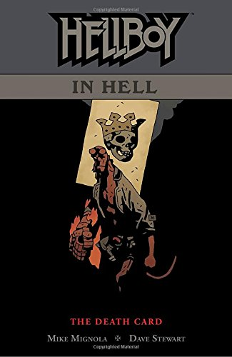 Hellboy in Hell, Vol. 2: The Death Card