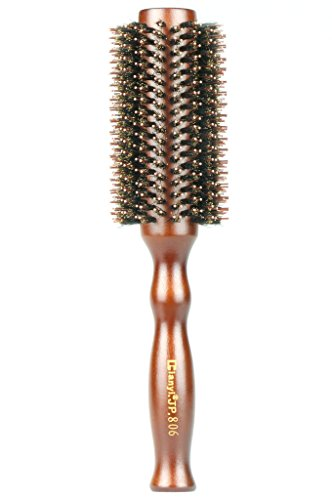 styling-essentials-natural-boar-bristles-hair-brush-round-comb-ruled-24-inch-by-dianyi