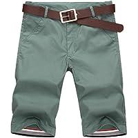 Pantalones Hombre,❤LMMVP❤Los hombres nuevos deportes transpirable moda pantalones de verano fitness Running pantalones cortos