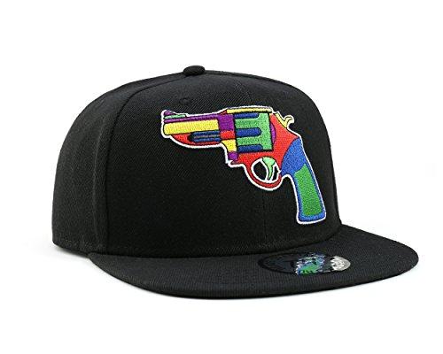 Vero Capi Colorati pistola Snapback Baseball Cap