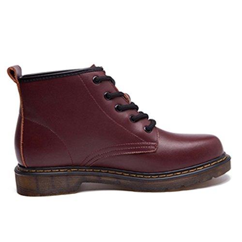 Solshine , chaussures compensées femme Fuchsie 2(Ohne Fell)