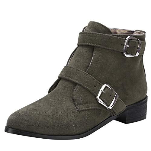 2019 neue Schuhe Frauen Blockabsatz Slip On Single Boot Student Peeling Large Size Eimer Ankle Boot - Freiheit Thong