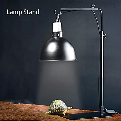biteatey Heizlampenhalter,Haustier Lampenständer Lampenhalter, Verwendung mit Reptillampen und Terrarien, Reptilien, Amphibien, Kleintieren, Vögeln und Nutztieren