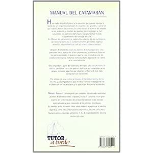 Manual del catamarán