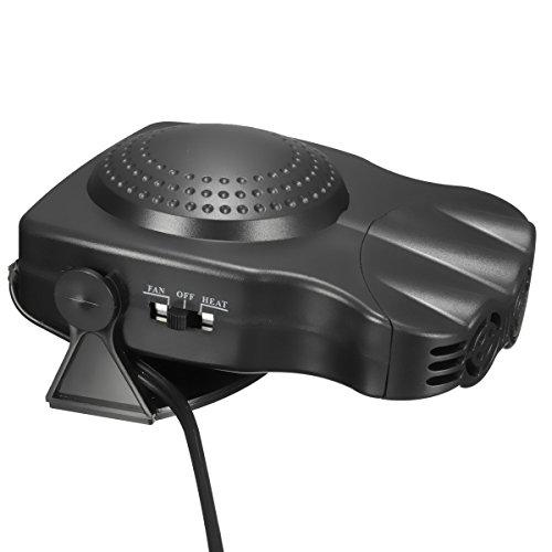 Calentador portátil PUQU 2 en 1 para coche