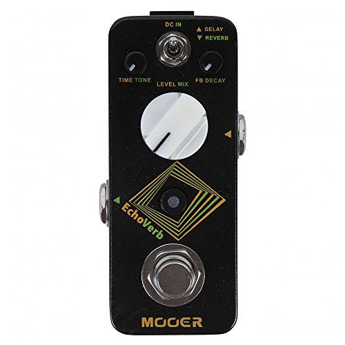 Mooer EchoVerb Guitar Effects Pedal