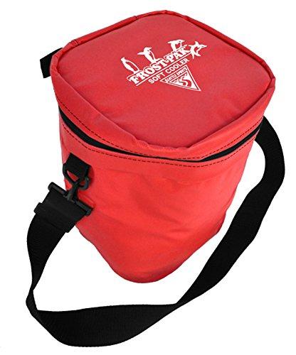 Seattle Sports Frost Lot 12-Quart Doux Cooler, Mixte, 022001, Red