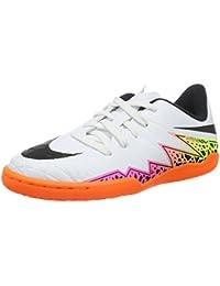 Nike Hypervenom Phelon II Zapatillas, Niños, Blanco, 29.5