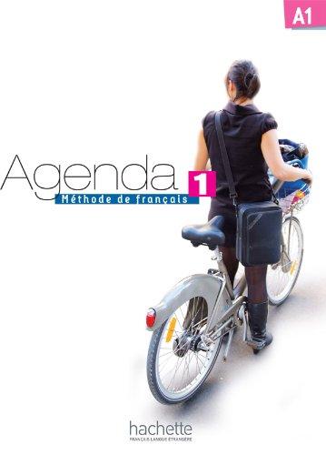 Agenda 1 - Livre de l'élève + DVD-Rom par Bruno Girardeau