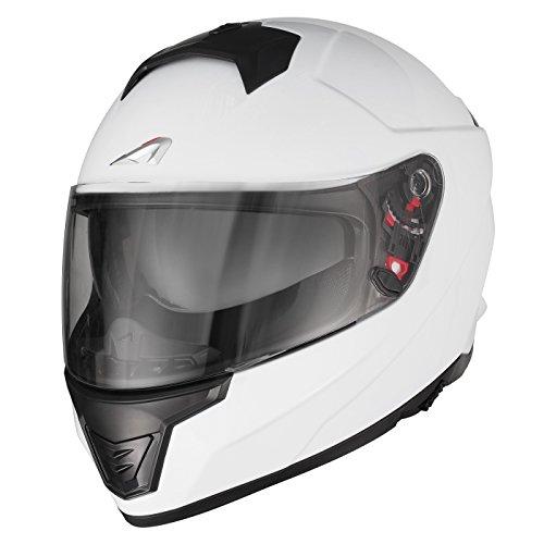Astone Helmets GT1000FM GT1000FM-WHXXL Casco para moto en fibra (integral)