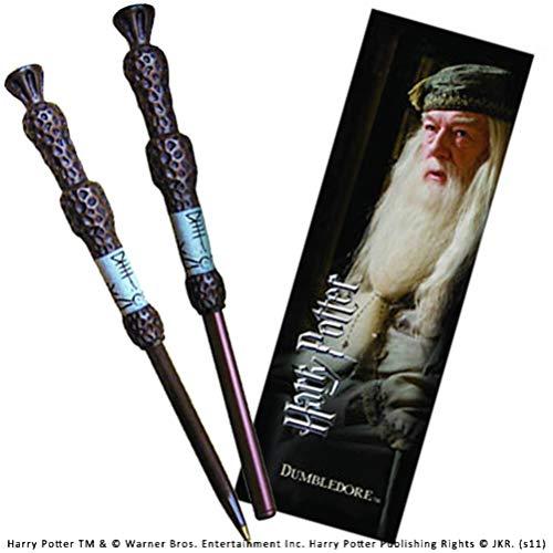 The Noble Collection Harry Potter: bolígrafo Dumbledore y Conjunto de marcadores. 15