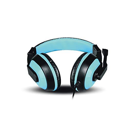 Gaming-Headset mit Kabel für Gamer und Gamer mit Mikrofon Stereo Kopfhörer PC Gaming Kopfhörer Casque für PS4 Beige 1 One Size (Für Minecraft Headset Pc)