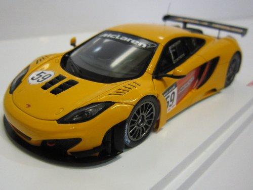 McLaren MP4-12C GT3 2011 Presentation Model
