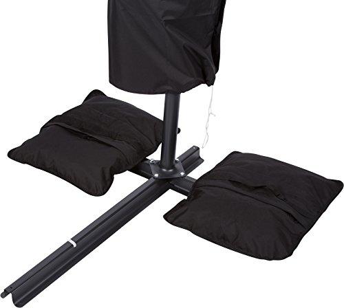Markenzeichen Innovations Sattel Stil Sandsack für Verankerung Terrasse Regenschirme -
