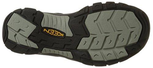 Keen Newport, Herren Sandalen Trekking- & Wanderschuhe, Grau (neutral gray/gargoyle), 45 EU (10.5 Herren UK) -