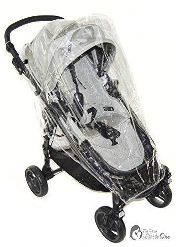 Regenschutz für Kinderwagen, kompatibel mit Teutonia Mistral