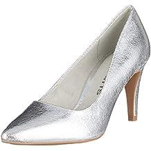 2ddc5be512a952 Suchergebnis auf Amazon.de für  Tamaris Pumps Silber
