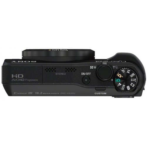 Sony – DSC-HX20VB Cyber-shot Digitalkamera_6