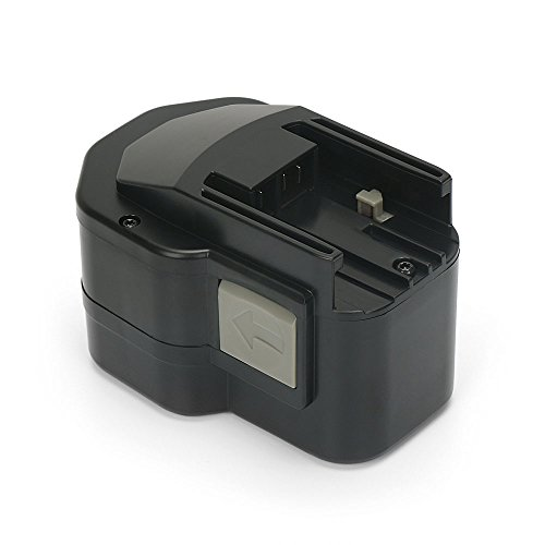 POWERGIANT 12V 3000mAh NI-MH Batterie Werkzeug Ersatzakku Für Milwaukee 0502-23 (Kit), 0502-25 (Kit), 0502-52 12V Power-Plus, LokTor P12PX, LokTor P12TX, LokTor S12PX