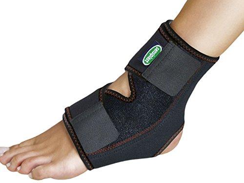 Coolmax-knöchel-unterstützung (SENSIPLAST® Fußgelenkbandage AIRcon)