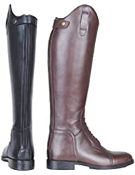 Hkm Riding Boots Spain Soft Leather Short/Regular Fitting