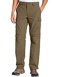 Eddie Bauer Herren Exploration II Zip-Off-Hose