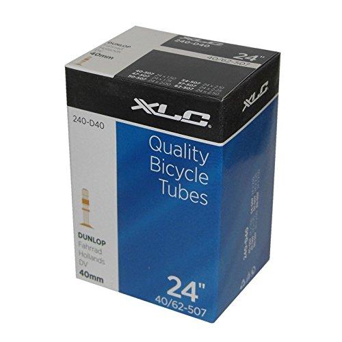 XLC Fahrradschlauch 24 x1.5/2.5 40/62-507 DV 40 mm, 2508240000