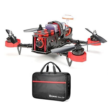 Eachine Falcon 250 FPV Quadcopter with 5.8G 32CH HD Camera ARF by Eachine