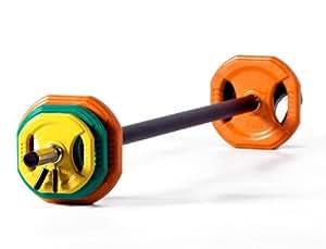 KIT PUMP 20 kg (orange, vert, jaune)