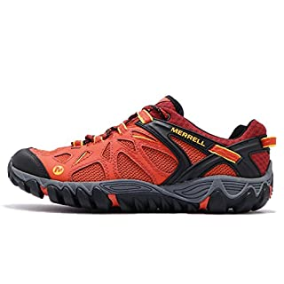 Merrell Mens All Out Blaze Aero Sport Vented Trail Running Shoes