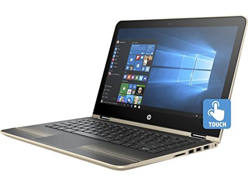 HP Pavilion x360 - 13-u063sa - 13 3  Touchscreen Laptop Tablet Intel Core i5-6200U 2 3 GHz   2 8 GHz Turbo Processor  8GB RAM  128GB SSD  Windows 10 H