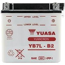 Yuasa recargable 229035un YB7L B212V 8A Majestad Skyliner 125