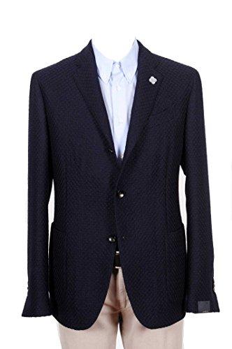 lardini-herren-ia902va455511-blau-wolle-blazer