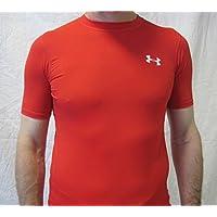 Under Armour HeatGear Techno Touch Shirt - kurzarm