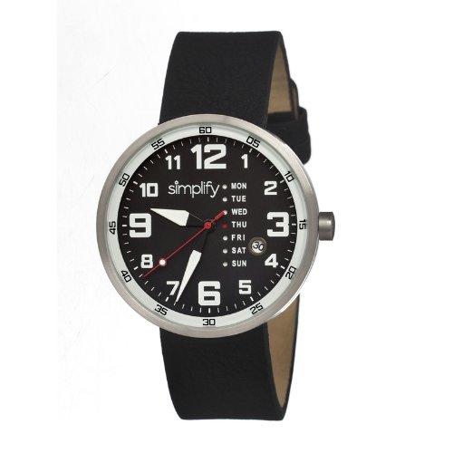 simplify-sim0802-orologio-da-polso-da-uomo-cinturino-in-pelle-colore-nero