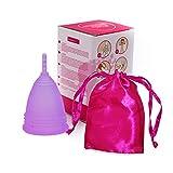 Femme Essentials Coupe menstruelle, Pourpre, petit taille, Cup menstruelle...