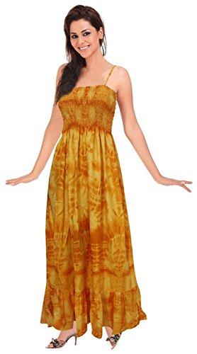 La Leela 3 in 1 costume da bagno arte morbido likre misto formato più coprire sundress partito pannello esterno lungo più la cinghia senza maniche senza schienatubo bandeaux migliori signore marrone
