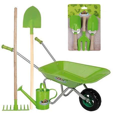 Prêt à jardiner...